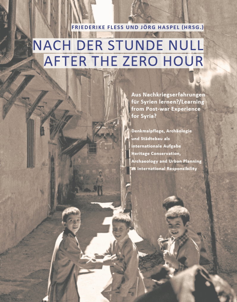 "Cover ""Nach der Stunde Null 