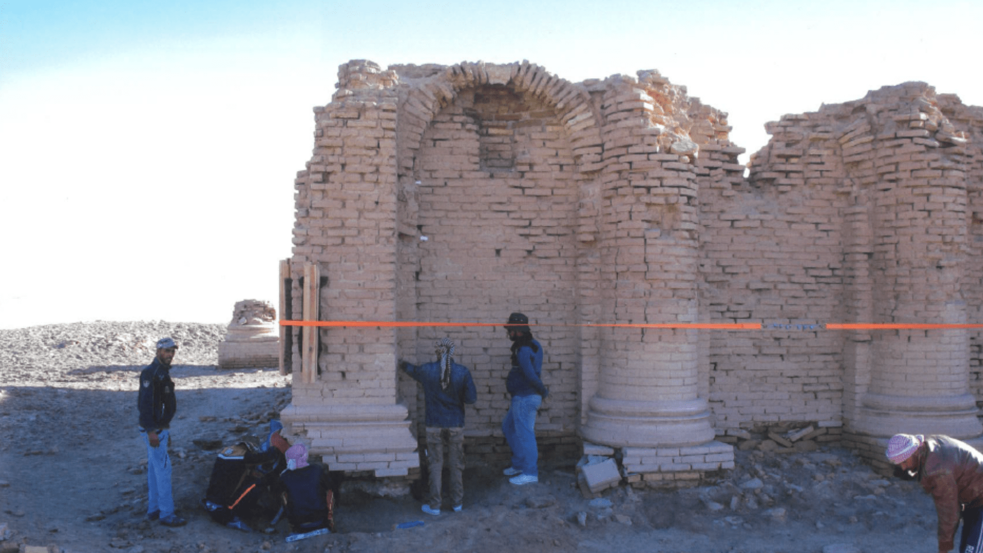 Iraqi German Expert Forum on Cultural Heritage in Uruk