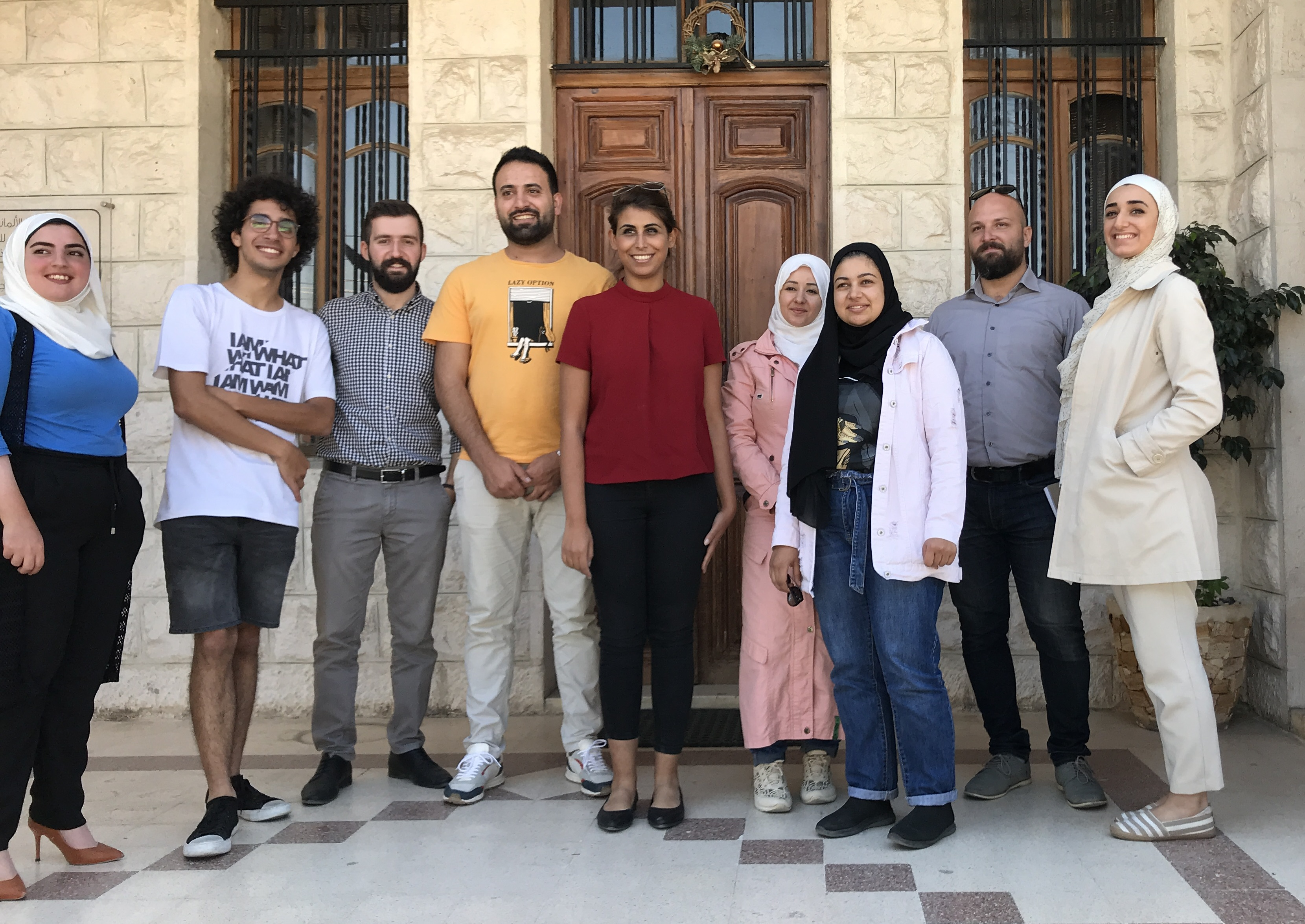 Group foto Architecutral Conservation