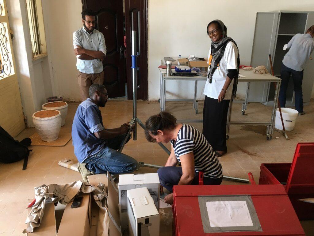 Khartoum, Foto: Ilka Klose